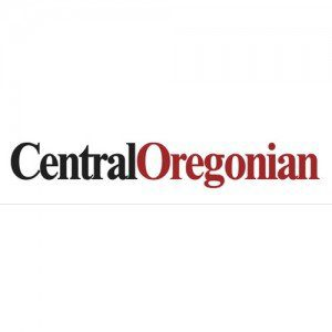 "Central Oregonian logo ""Jody Stahancyk is an Inspiration"""