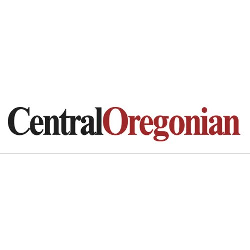 "Central Oregonian logo ""Jody Stahancyk is an Inspiration"""