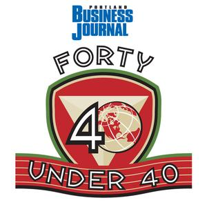 "Laurel Hook named ""Forty Under 40"""