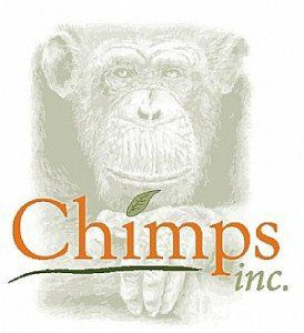 Ken Goodin supports Chimps Inc.
