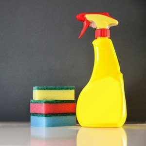 Spring Cleaning after Divorce