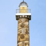 View of the Astoria column.