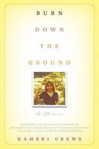 Burn Down the Ground Book.