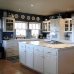 Interior of the SK&H Prineville kitchen.