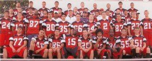 2004 LHS team photo.