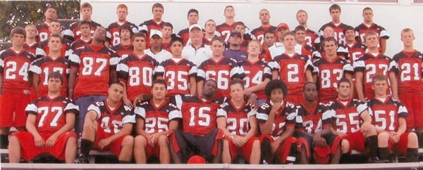 Lincoln High School Cardinals 2004 Team