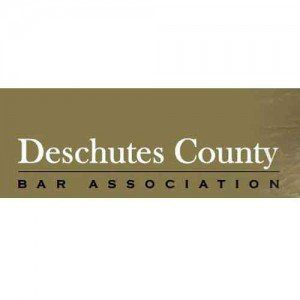 Deschutes County Bar Association Logo.