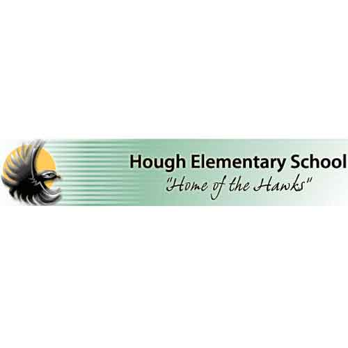 Michelle Joins Hough Elementary School PTSA