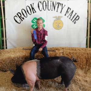 4-H and Future Farmers of America