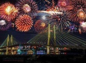 Fireworks |Festivals |Fourth of July