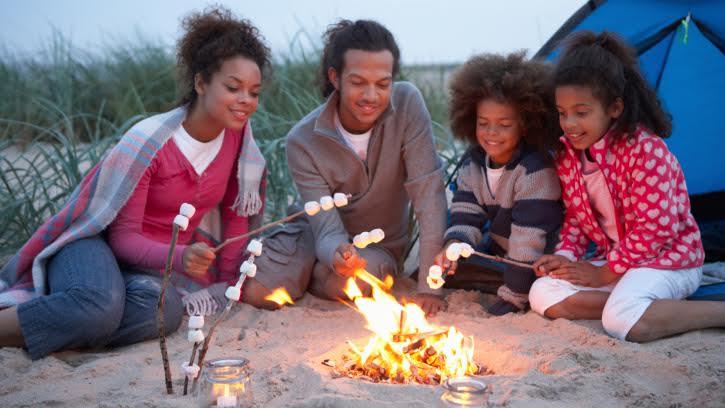 Purposeful Parenting, camping