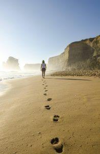 beach, advice, breakup, dissolution, alone