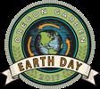Oregon Garden Earth Day 2017 logo