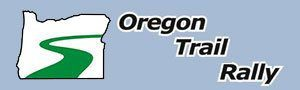 Oregon Trail Rally Logo from Stahancyk, Kent & Hook's weekend Roundup