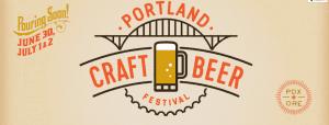 Portland Craft Beer Festival June 30th, July 1st & 2nd
