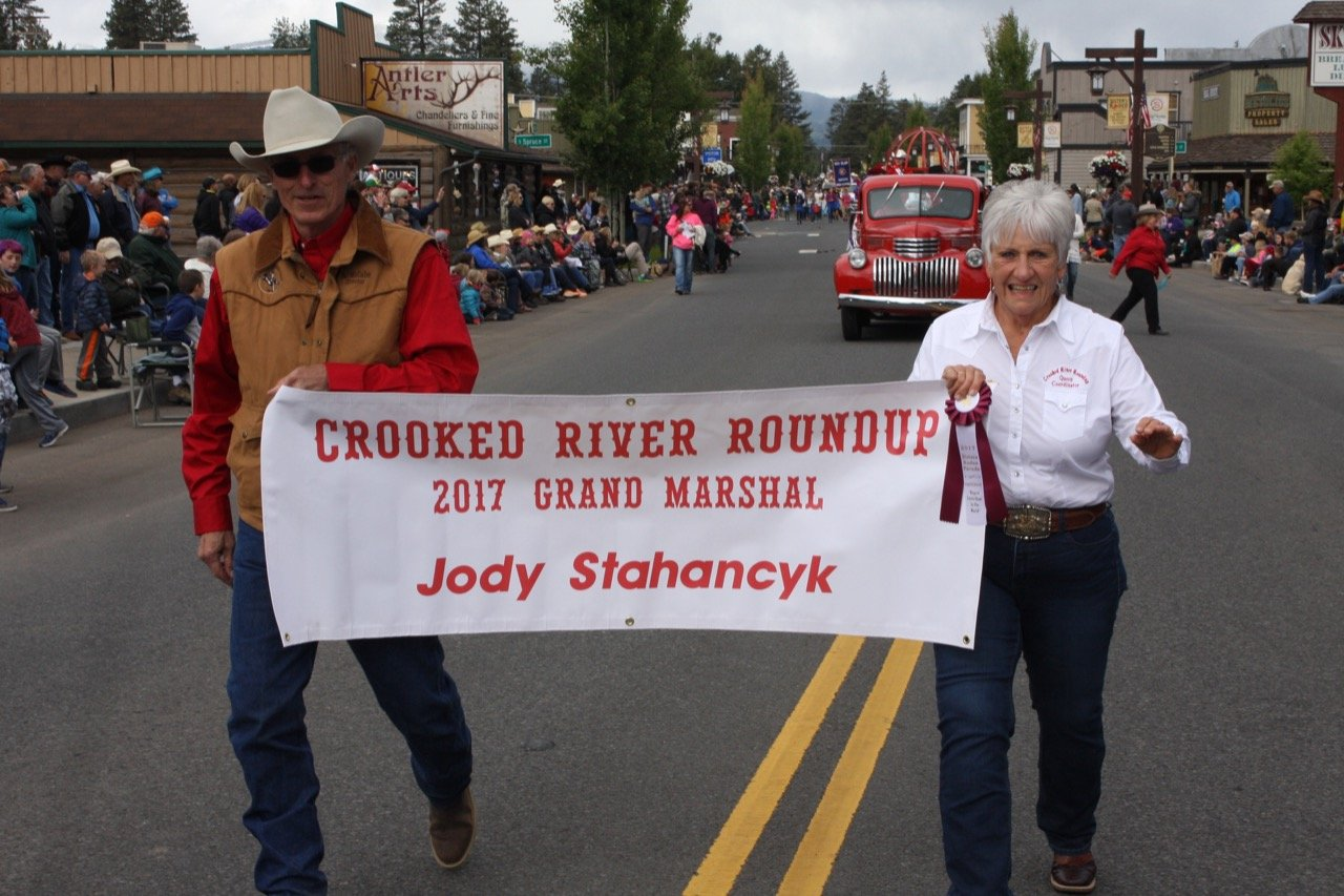 Sisters Rodeo Parade