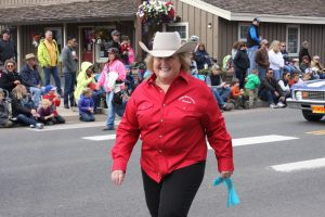 Stahancyk, Kent & Hook photo from Sisters Rodeo Parade
