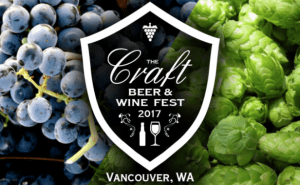 Craft Beer and Wine Fest 2017 Vancouver, WA