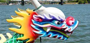 Dragon Boat in Portland's Dragon Boat Races  - Stahancyk, Kent & Hook's weekend Roundup
