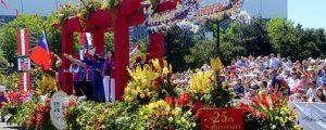 Portland Rose Festival Grand Floral Parade - Stahancyk, Kent & Hook's Weekend Roundup