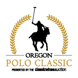 Oregon Polo Classic Logo from Stahancyk, Kent & Hook Weekend Roundup