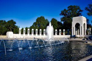 WW2 memorial dc
