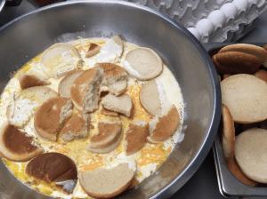 Ingredients for Breakfast Egg Stata recipe from Stahancyk, Kent & Hook