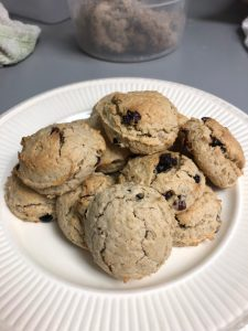 Oatmeal Cookies, a recipe from Stahancyk, Kent & Hook